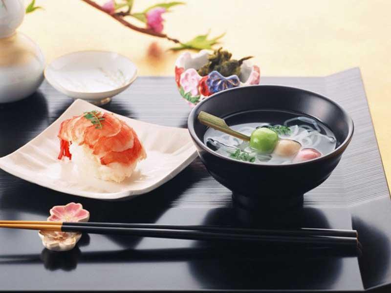 غذای ژاپنی