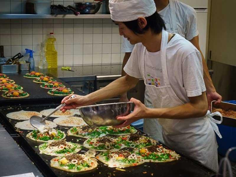 انواع غذای ژاپنی
